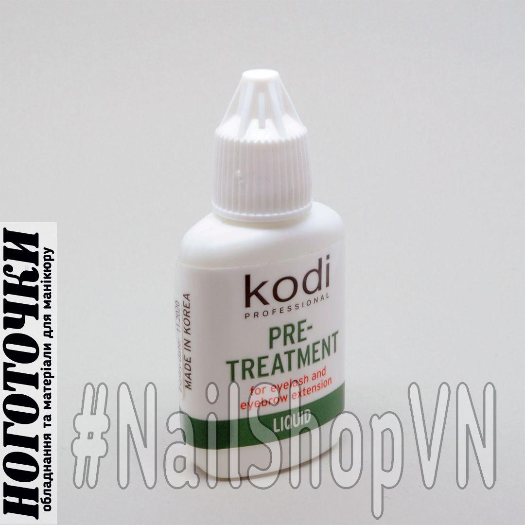 Обезжириватель для ресниц Kodi Professional Pre-treatment
