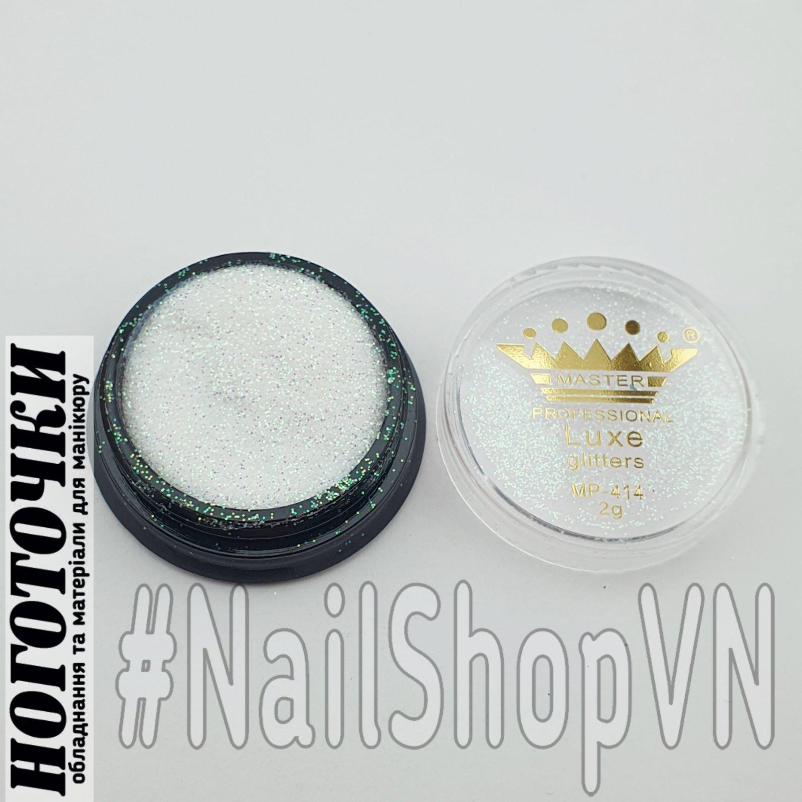 Блеск-песок Master Professional Luxe Glitters