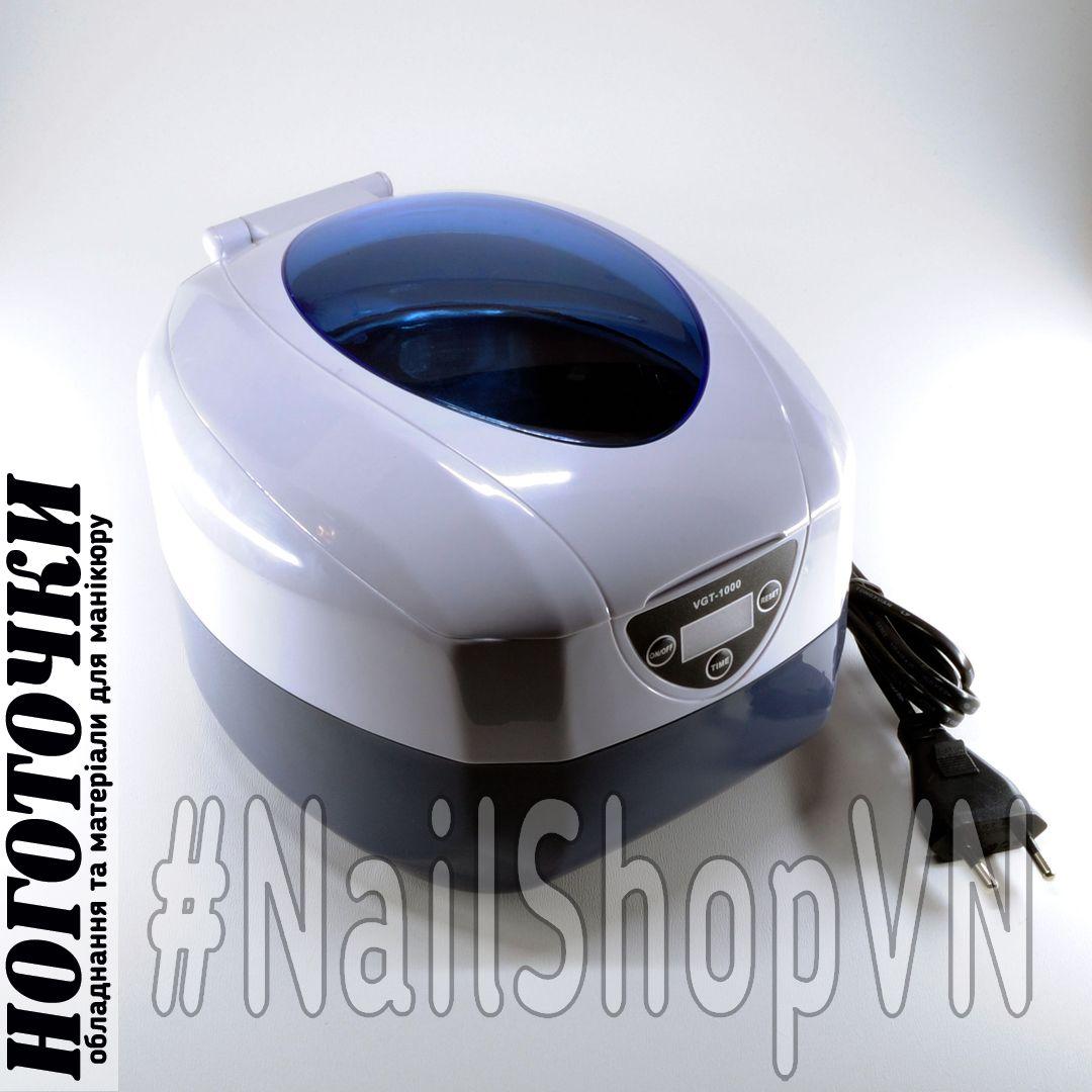 Ультразвуковая ванночка Ultrasonic Cleaner VGT-1000