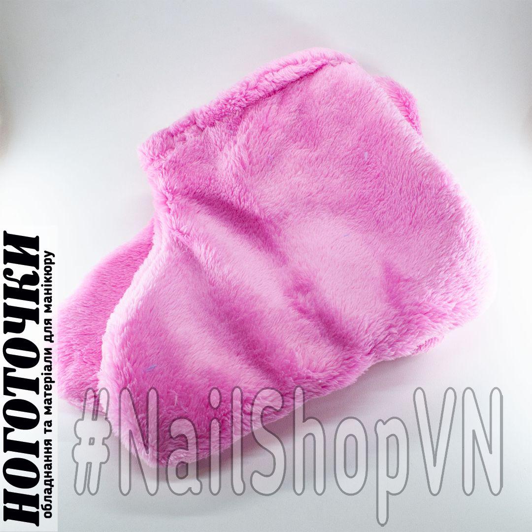 Носки махровые для парафинотерапии «Тимпа» розовые