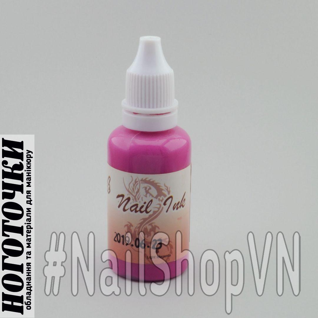Краска для аэрографа Airbrush Nail Ink 30ml
