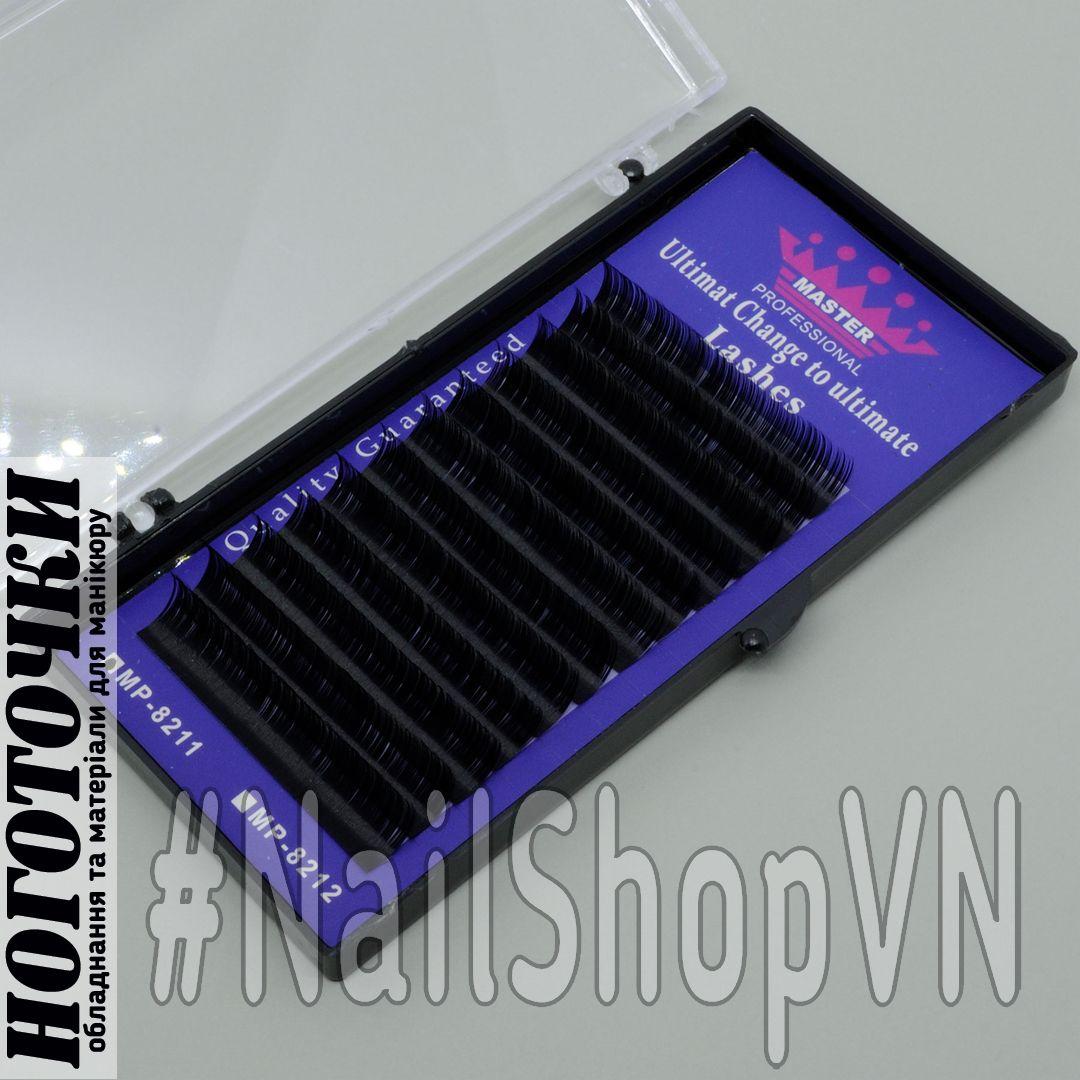 Ресницы на ленте Master Professional 010 D 10mm