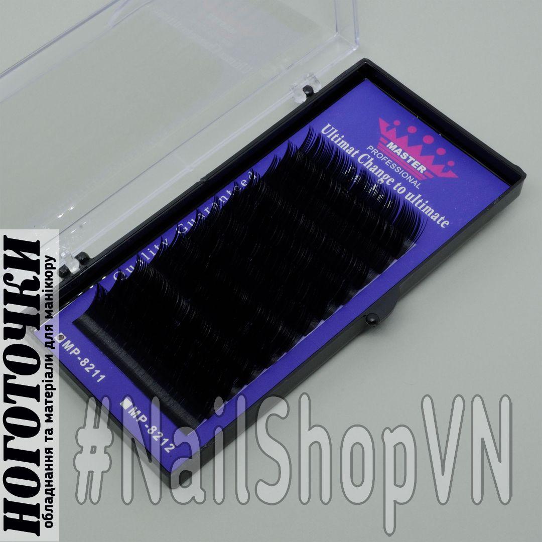 Ресницы на ленте Master Professional 010 D 12mm