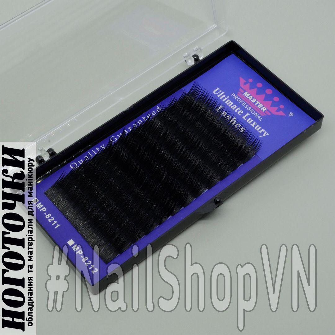 Ресницы на ленте Master Professional 020 D 11mm