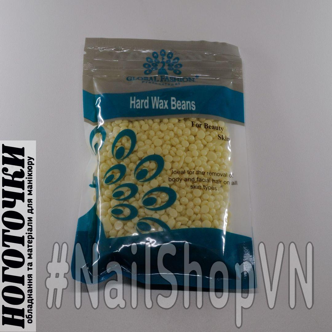 Воск для депиляции гранулы Global Fashion Hard Wax Beans 100g