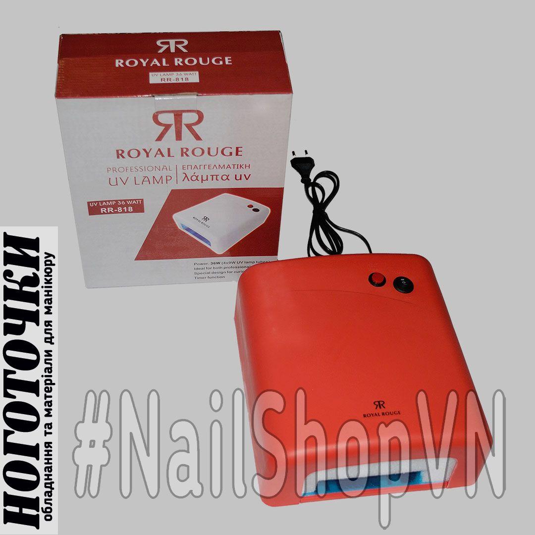 Ультрафиолетовая лампа Royal Rouge RR-818