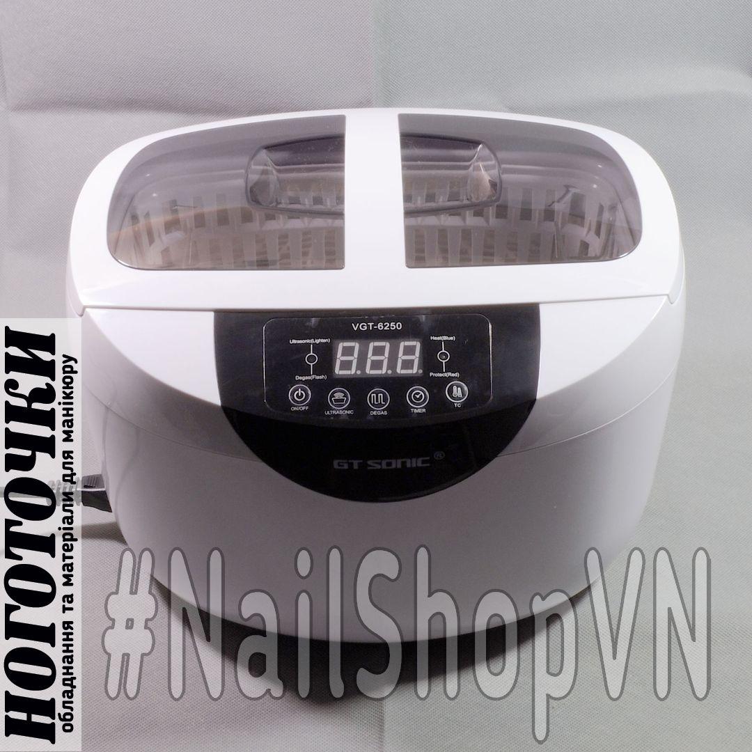 Ультразвуковая ванночка Ultrasonic Cleaner VGT-6250