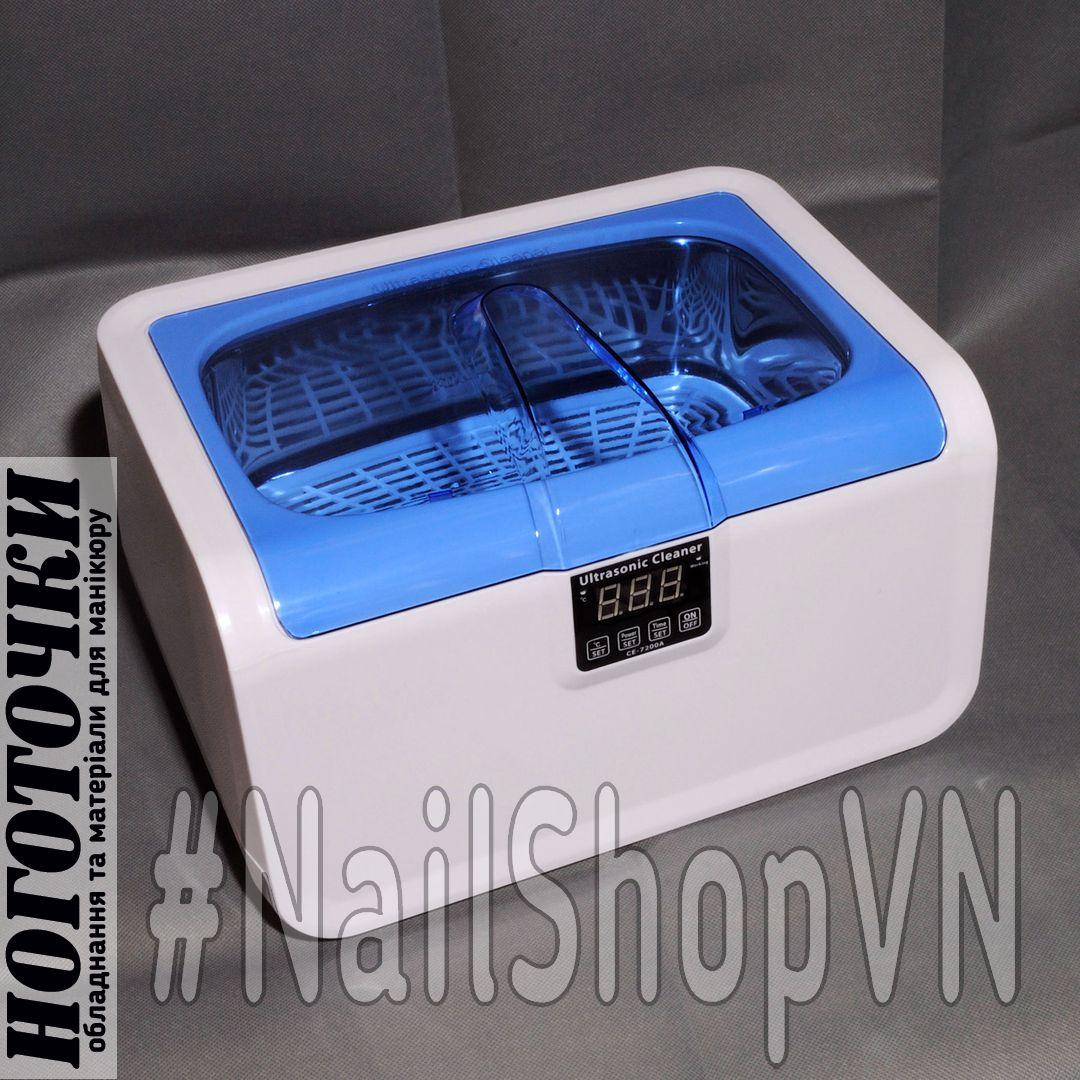 Ультразвуковая ванночка Digital Ultrasonic Cleaner CE-7200A
