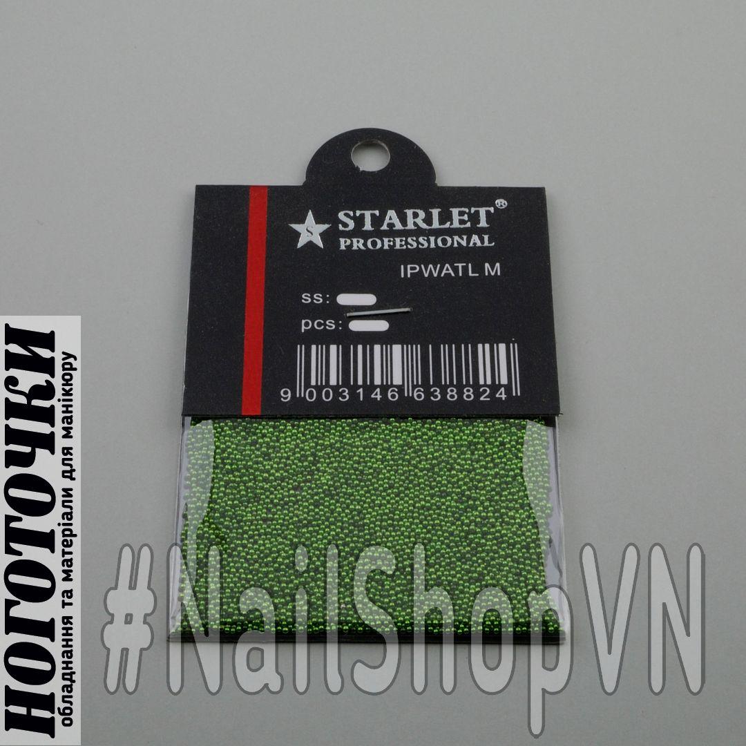 Бульонки Starlet Professional светло зеленые