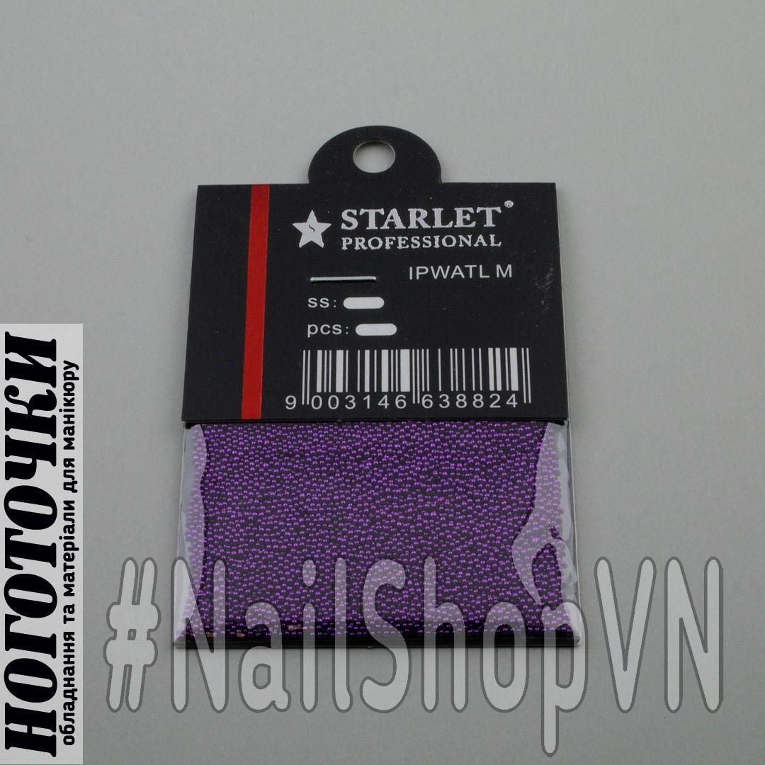 Бульонки Starlet Professional фиолетовые