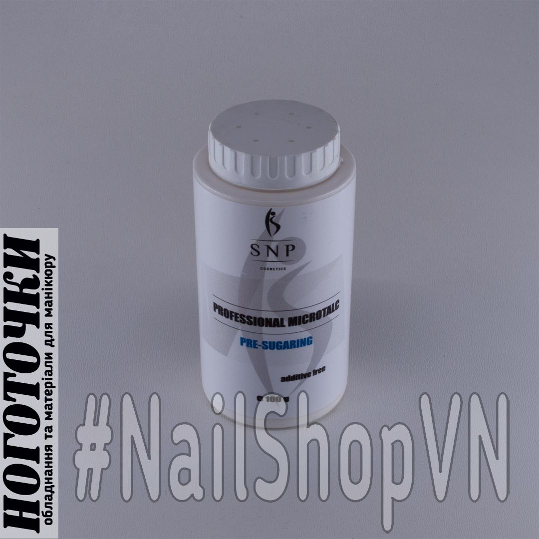 Микротальк SNP Cosmetics Pre-Sugaring Professional Microtalc 100g