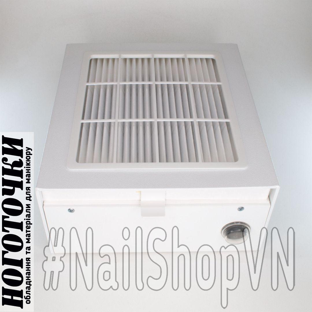 Вытяжка маникюрная Nailtronic NT703F Turbo